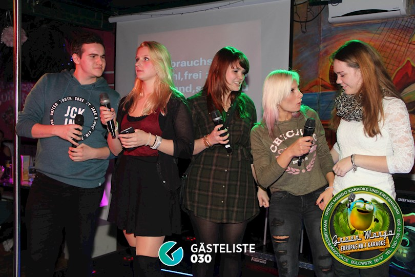 https://www.gaesteliste030.de/Partyfoto #61 Green Mango Berlin vom 27.01.2017