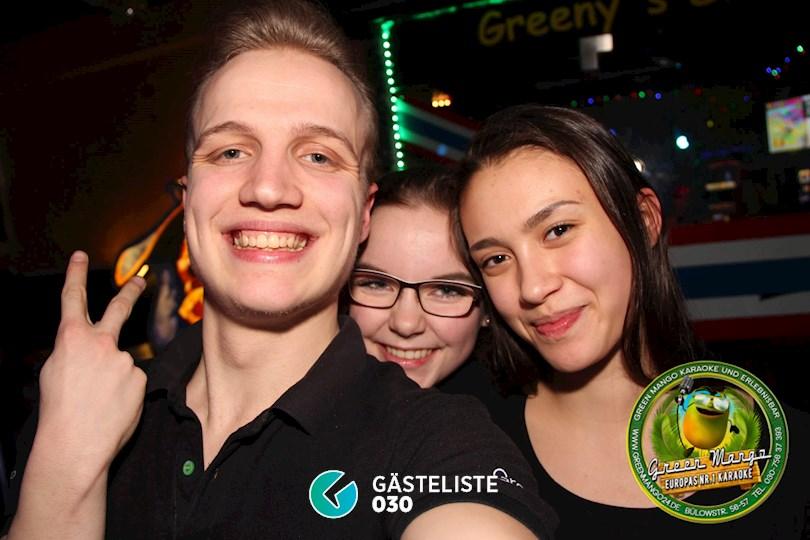 https://www.gaesteliste030.de/Partyfoto #93 Green Mango Berlin vom 27.01.2017