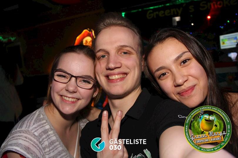 https://www.gaesteliste030.de/Partyfoto #94 Green Mango Berlin vom 27.01.2017