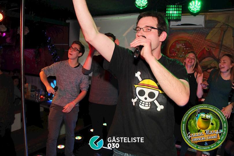 https://www.gaesteliste030.de/Partyfoto #69 Green Mango Berlin vom 27.01.2017