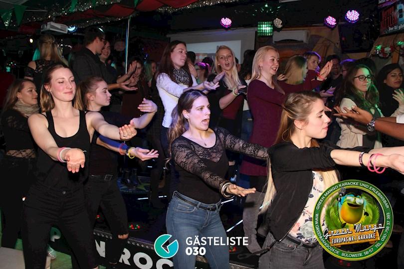 https://www.gaesteliste030.de/Partyfoto #87 Green Mango Berlin vom 27.01.2017