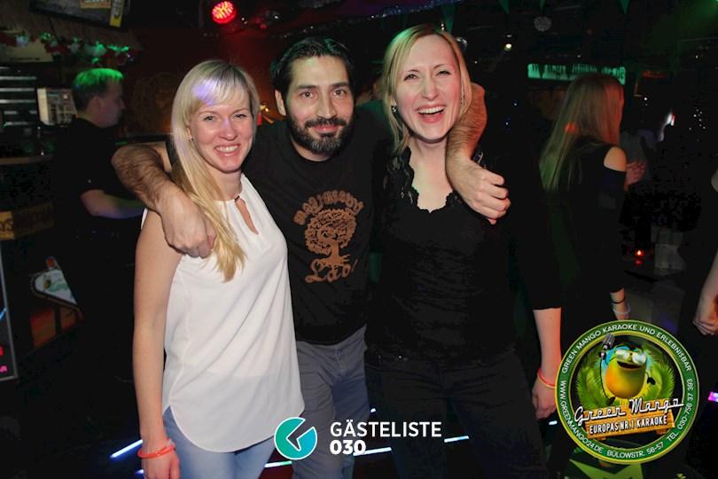 https://www.gaesteliste030.de/Partyfoto #51 Green Mango Berlin vom 27.01.2017