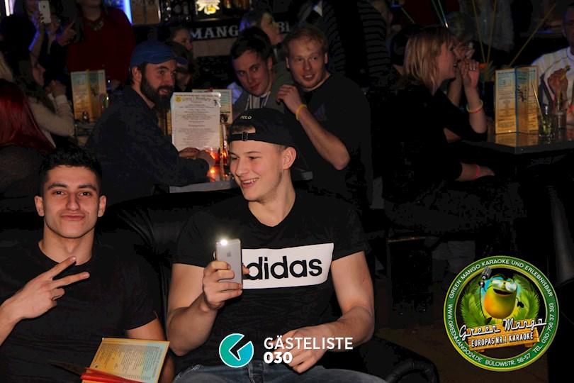 https://www.gaesteliste030.de/Partyfoto #37 Green Mango Berlin vom 27.01.2017