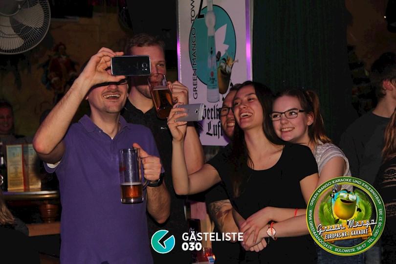 https://www.gaesteliste030.de/Partyfoto #67 Green Mango Berlin vom 27.01.2017
