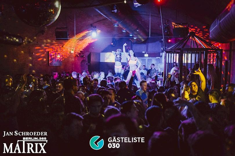 https://www.gaesteliste030.de/Partyfoto #14 Matrix Berlin vom 19.01.2017
