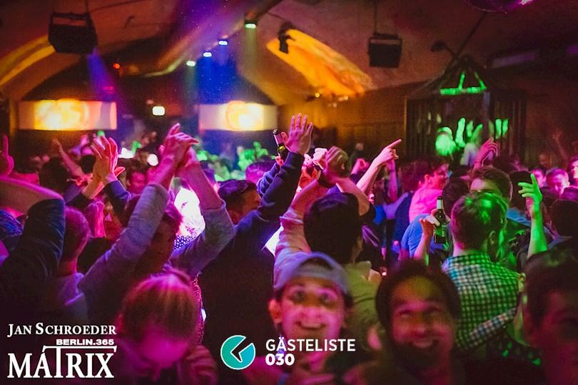 https://www.gaesteliste030.de/Partyfoto #115 Matrix Berlin vom 19.01.2017
