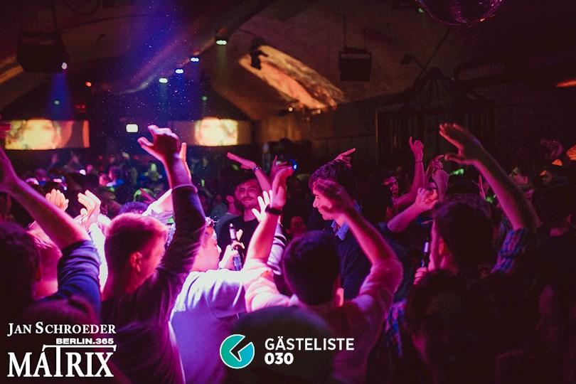 https://www.gaesteliste030.de/Partyfoto #81 Matrix Berlin vom 19.01.2017
