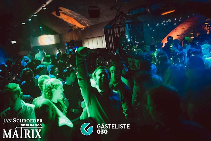 https://www.gaesteliste030.de/Partyfoto #160 Matrix Berlin vom 19.01.2017