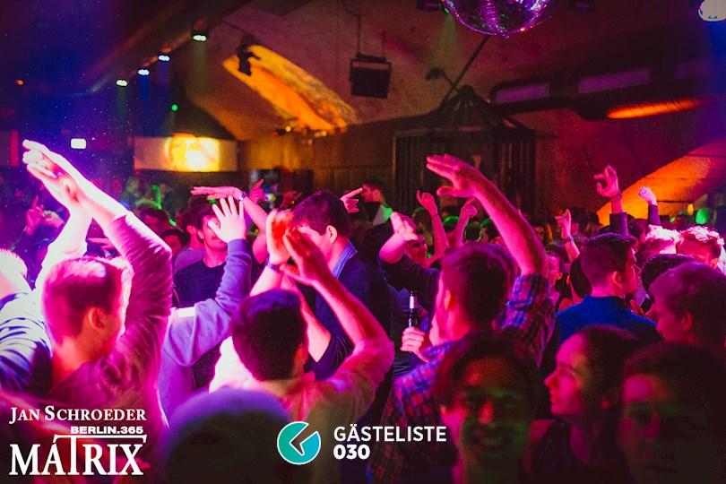 https://www.gaesteliste030.de/Partyfoto #18 Matrix Berlin vom 19.01.2017