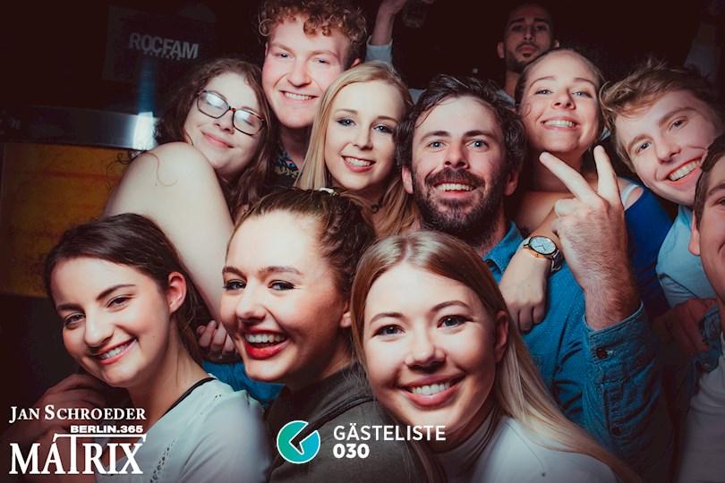 https://www.gaesteliste030.de/Partyfoto #32 Matrix Berlin vom 19.01.2017