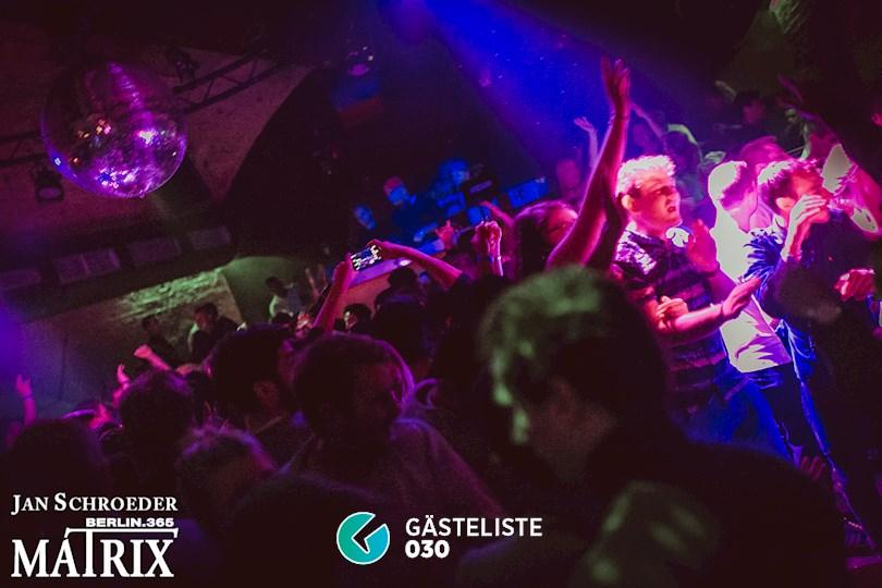 https://www.gaesteliste030.de/Partyfoto #118 Matrix Berlin vom 19.01.2017