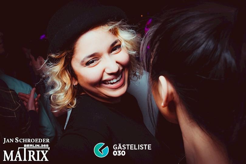 https://www.gaesteliste030.de/Partyfoto #90 Matrix Berlin vom 19.01.2017