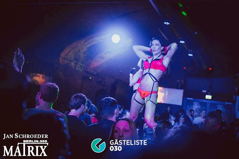 https://www.gaesteliste030.de/Partyfoto #70 Matrix Berlin vom 19.01.2017