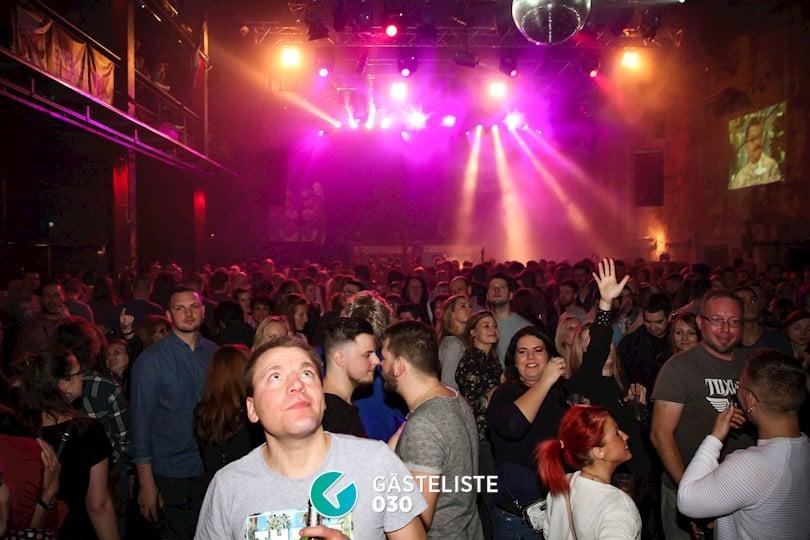 Beliebtes Partyfoto #2 aus dem Kesselhaus Club Berlin