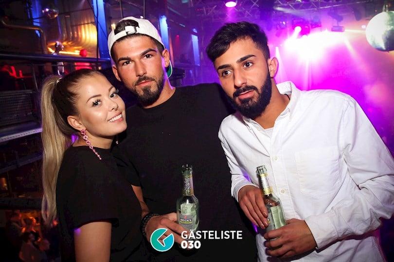 Beliebtes Partyfoto #1 aus dem Kesselhaus Club Berlin