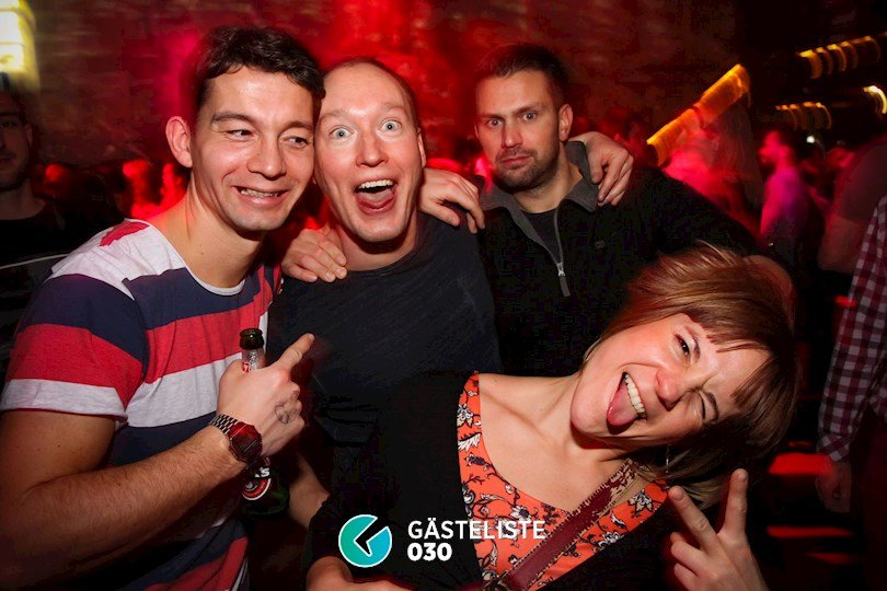 Beliebtes Partyfoto #6 aus dem Kesselhaus Club Berlin