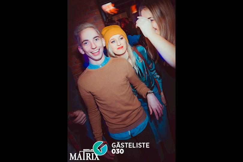 https://www.gaesteliste030.de/Partyfoto #88 Matrix Berlin vom 04.01.2017