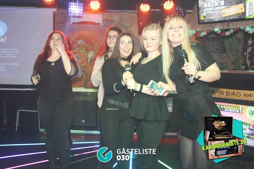 https://www.gaesteliste030.de/Partyfoto #78 Green Mango Berlin vom 20.01.2017