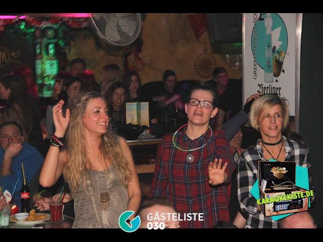 Partypics Green Mango 20.01.2017 Dance – und Partykaraoke