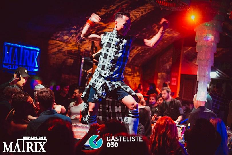 https://www.gaesteliste030.de/Partyfoto #86 Matrix Berlin vom 18.01.2017