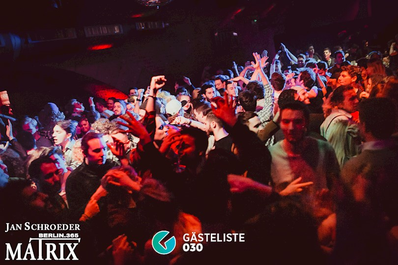 https://www.gaesteliste030.de/Partyfoto #12 Matrix Berlin vom 05.01.2017