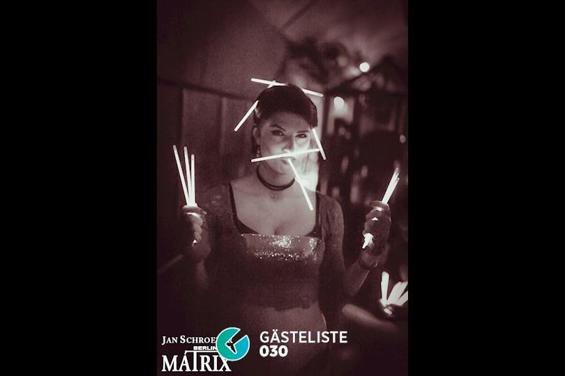 https://www.gaesteliste030.de/Partyfoto #143 Matrix Berlin vom 05.01.2017