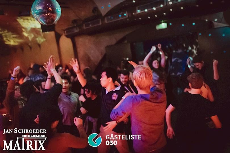 https://www.gaesteliste030.de/Partyfoto #43 Matrix Berlin vom 05.01.2017