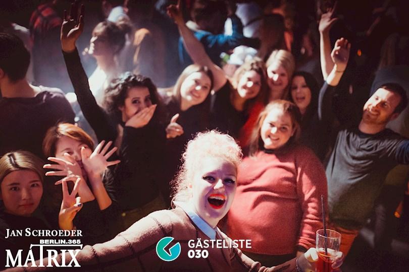 https://www.gaesteliste030.de/Partyfoto #8 Matrix Berlin vom 05.01.2017