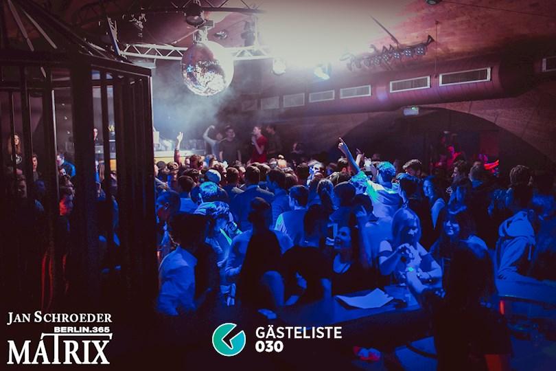 https://www.gaesteliste030.de/Partyfoto #49 Matrix Berlin vom 05.01.2017