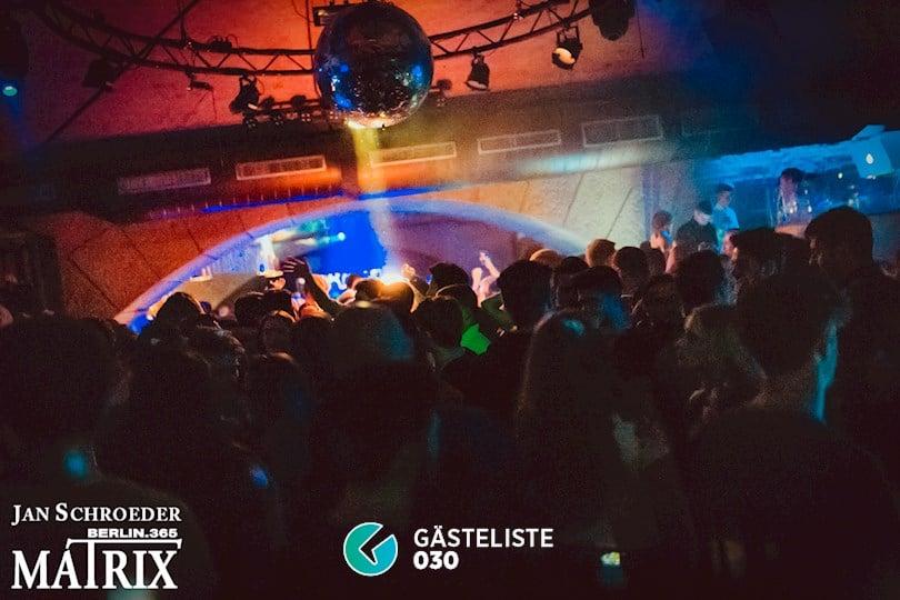 https://www.gaesteliste030.de/Partyfoto #157 Matrix Berlin vom 05.01.2017