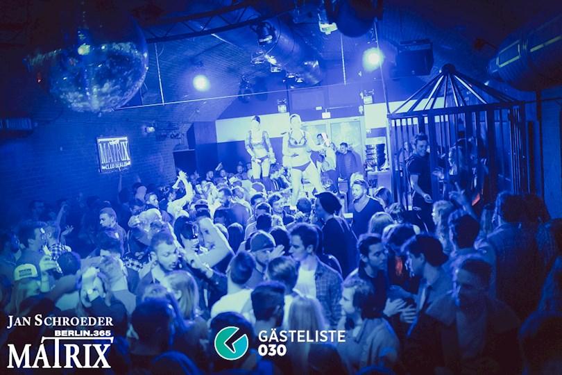 https://www.gaesteliste030.de/Partyfoto #40 Matrix Berlin vom 05.01.2017