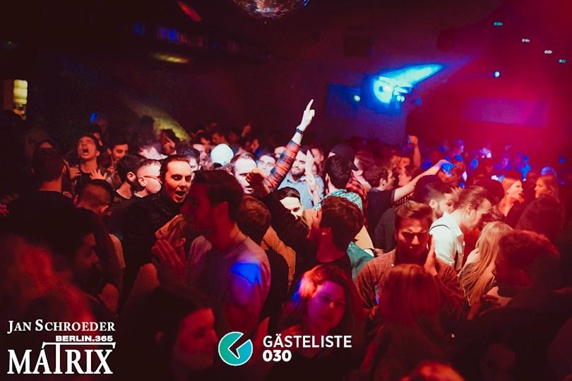 https://www.gaesteliste030.de/Partyfoto #28 Matrix Berlin vom 05.01.2017