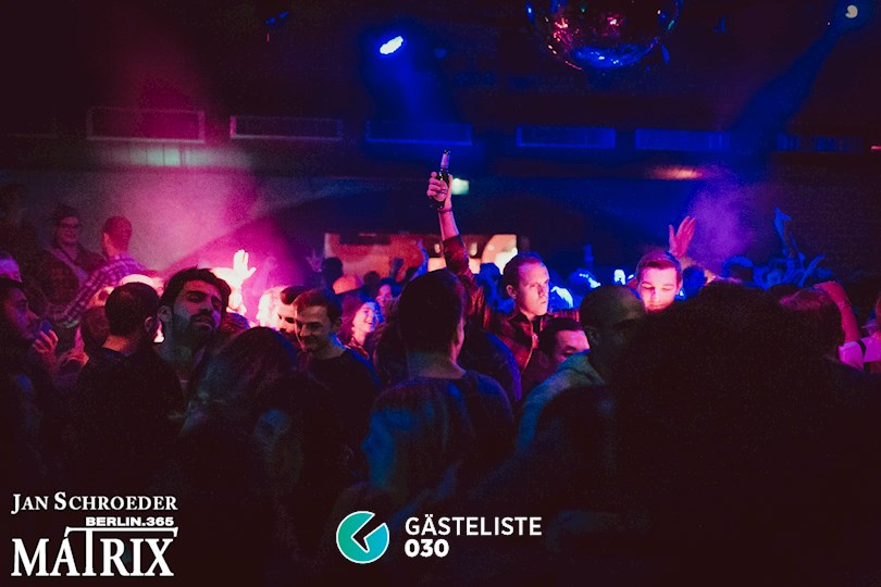 https://www.gaesteliste030.de/Partyfoto #101 Matrix Berlin vom 05.01.2017