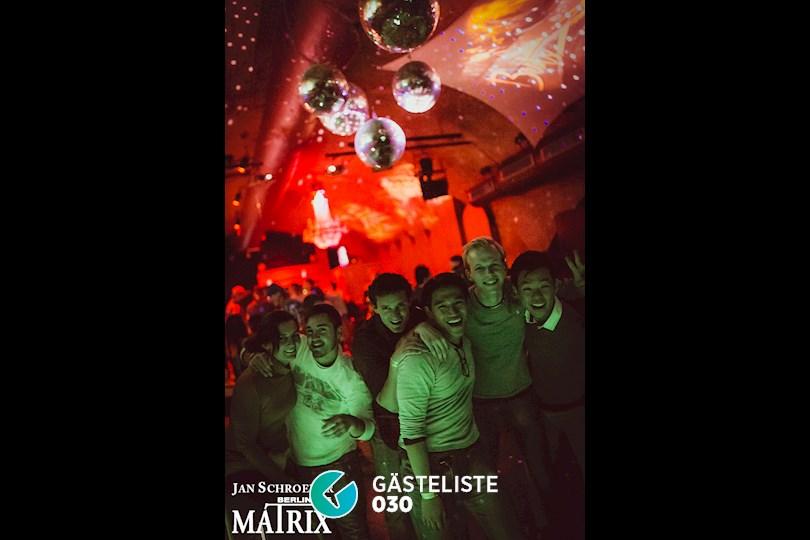 https://www.gaesteliste030.de/Partyfoto #140 Matrix Berlin vom 05.01.2017