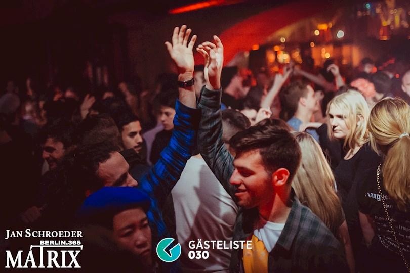 https://www.gaesteliste030.de/Partyfoto #61 Matrix Berlin vom 05.01.2017