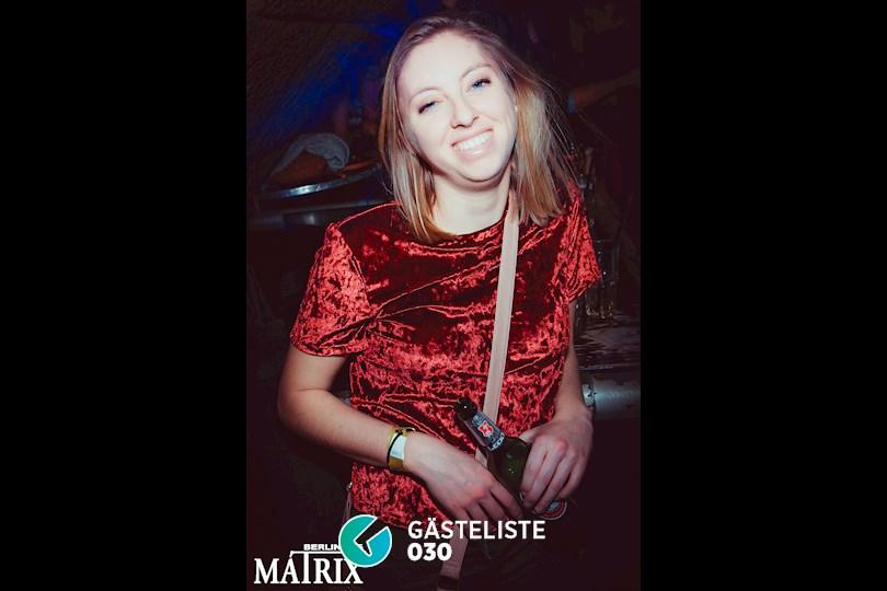 https://www.gaesteliste030.de/Partyfoto #66 Matrix Berlin vom 06.01.2017