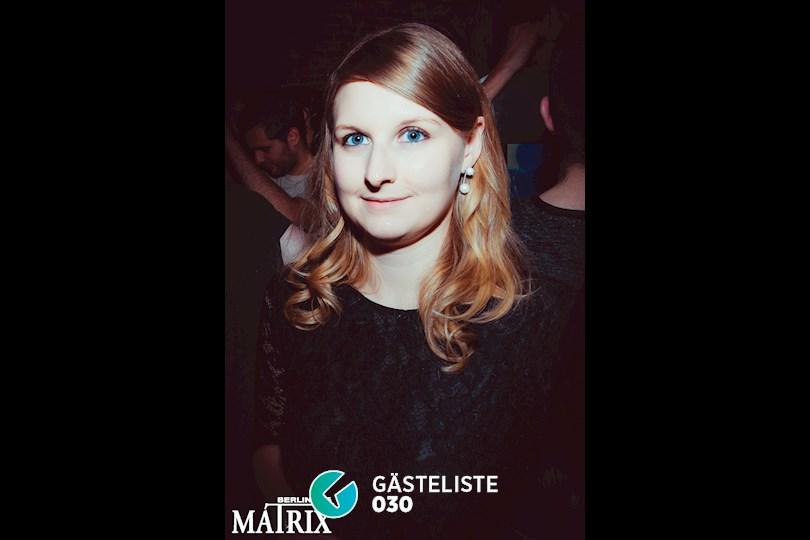 https://www.gaesteliste030.de/Partyfoto #95 Matrix Berlin vom 06.01.2017