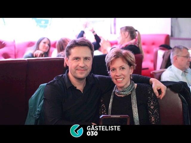 Partypics Knutschfleck 04.02.2017 Knutschfleck Berlin - die erste Cocktailbörse mit Show-Entertainment