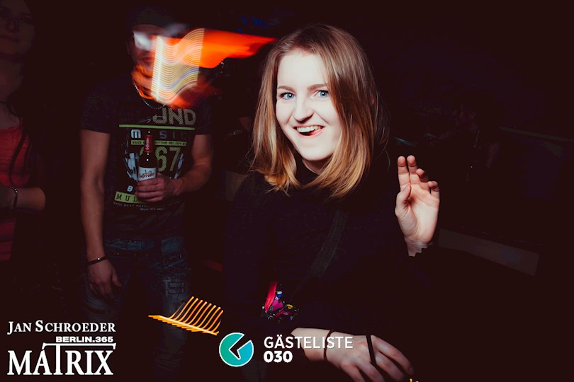 https://www.gaesteliste030.de/Partyfoto #123 Matrix Berlin vom 25.02.2017