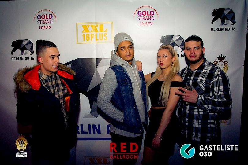 https://www.gaesteliste030.de/Partyfoto #8 Red Ballroom Berlin vom 17.02.2017