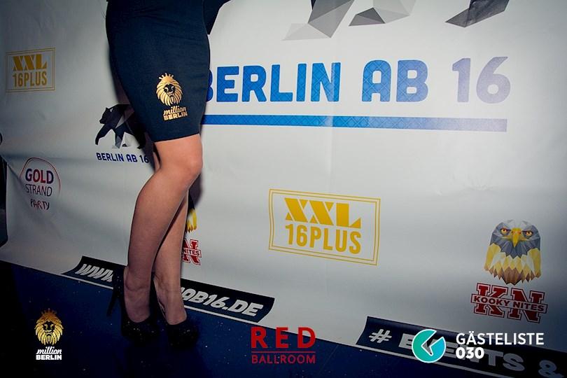 https://www.gaesteliste030.de/Partyfoto #37 Red Ballroom Berlin vom 17.02.2017