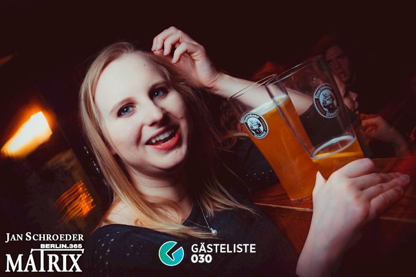 https://www.gaesteliste030.de/Partyfoto #105 Matrix Berlin vom 16.02.2017