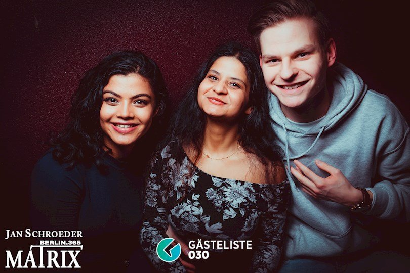 https://www.gaesteliste030.de/Partyfoto #129 Matrix Berlin vom 16.02.2017