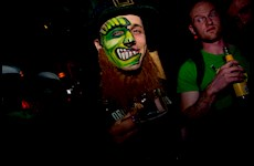 Partyfotos Badehaus 17.03.2017 St. Patrick's Day Party