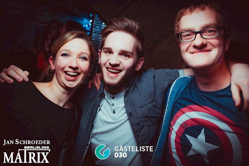 https://www.gaesteliste030.de/Partyfoto #56 Matrix Berlin vom 04.03.2017