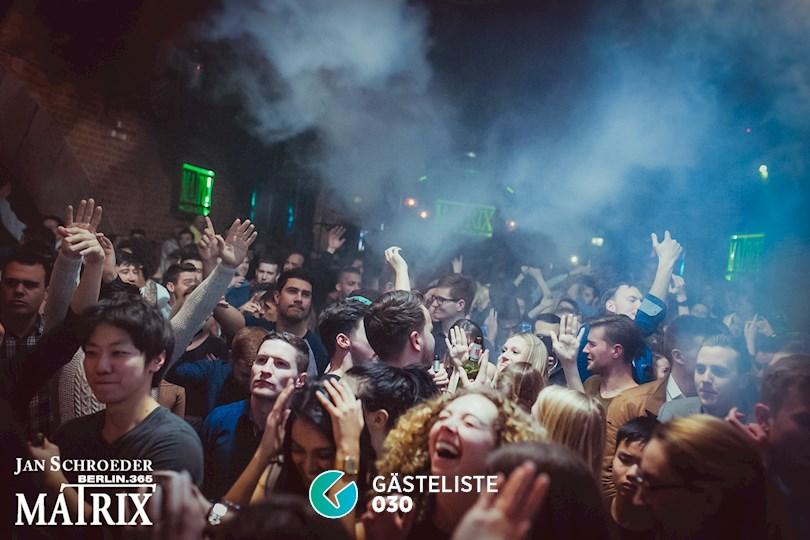 https://www.gaesteliste030.de/Partyfoto #13 Matrix Berlin vom 12.03.2017