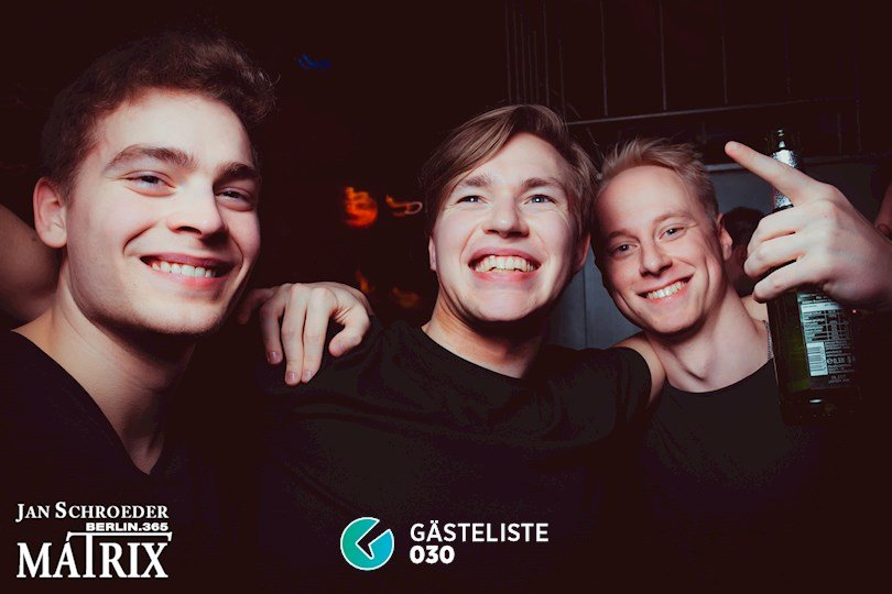 https://www.gaesteliste030.de/Partyfoto #141 Matrix Berlin vom 12.03.2017