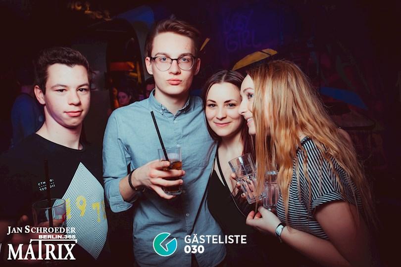 https://www.gaesteliste030.de/Partyfoto #72 Matrix Berlin vom 12.03.2017