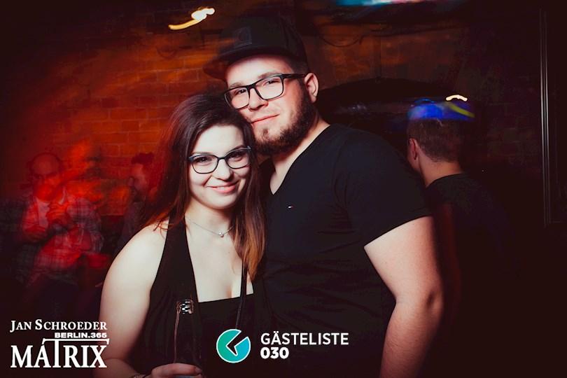 https://www.gaesteliste030.de/Partyfoto #63 Matrix Berlin vom 12.03.2017