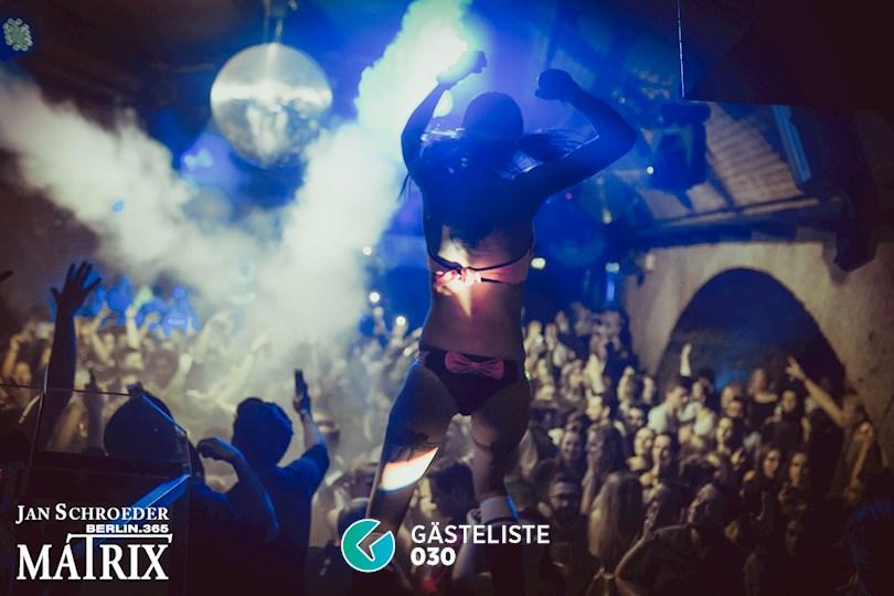 https://www.gaesteliste030.de/Partyfoto #27 Matrix Berlin vom 12.03.2017